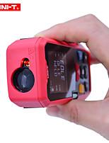 Недорогие -лазерные дальномеры серии uni-t lm лазерный дальномер метрlm50 с высоким разрешением 2.0 экран ebtn50