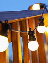 Недорогие -Лампа g50 световая цепочка 5 метров 10 светильники могут быть подключены на открытом воздухе водонепроницаемый лошадей светодиодные фонари строка рождественских свадебных праздничных украшений новый