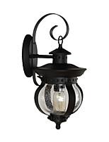 Недорогие -простые настенные бра водонепроницаемые современные современные настенные светильники скрытого монтажа / наружные настенные светильники / настенные светильники&усилитель; бра магазины / кафе /