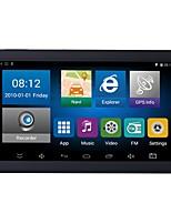 Недорогие -9-дюймовый Android Автомобильный видеорегистратор GPS навигационная система AV-поддержка Поддержка камеры заднего вида 1 ГБ / 16 ГБ планшет с бесплатными картами