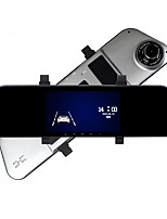 Недорогие -ziqiao a5 1080p видео / загрузочный автоматическая запись автомобильный видеорегистратор 170 градусов 5 дюймов с сенсорным экраном hd ips / реверсивный видео / петля видео / g-сенсор / обнаружение