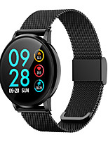 Недорогие -Dk05s умные часы мужчины кровяное давление водонепроницаемый ip68 smartwatch женщины монитор сердечного ритма фитнес-трекер часы для android ios