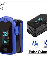 Недорогие -a340 rz портативный палец оксиметр кончик пальца бытовые мониторы здоровья oximetro pulsioximetro частота сердечных сокращений pr spo2 метр пульсоксиметр