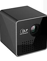 Недорогие -мини-проектор p1 переносной карманный размер pico dlp-проектор micro tf / usb smart ray домашний кинотеатр