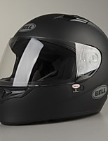 Недорогие -колокол анфас взрослый унисекс мотоциклетный шлем моющийся / полу съемный салон