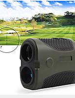Недорогие -400 м лазерный дальномер лазерный дальномер 6x с разверткой ангела для гольфа