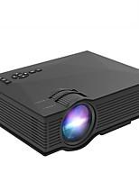 Недорогие -uc68 2000 люмен проектор uc46 обновить видеопроектор 800x480 Wi-Fi поддержка miracast led proyector домашний кинотеатр