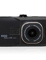 Недорогие -3.0-дюймовый экран fh06 full clear hd 1080p автомобильный рекордер 140 камера видеорегистратор