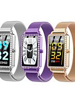 Недорогие -A88 умный браслет монитор сердечного ритма артериальное давление кислорода спорт браслет фитнес трекер женщины умные часы женщины