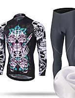 Недорогие -XINTOWN Муж. С короткими рукавами Велокофты и лосины Черный / Белый Черный / зеленый Черный / синий Велоспорт Дышащий Виды спорта Однотонный Горные велосипеды Шоссейные велосипеды Одежда / Эластичная