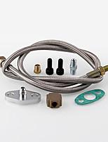 Недорогие -Фитинг линии подачи турбо масла для турбонагнетателя в сборе, комплект т3