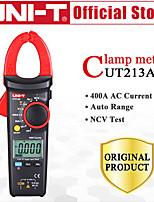 Недорогие -uni-t ut213a 400a цифровой токоизмерительный измеритель напряжения сопротивление емкость мультиметр авто диапазон мультиметр диод