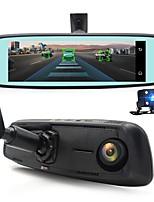 Недорогие -junsun k755 специальный 4g lte автомобильное зеркало камеры 7.84 android adas gps видеорегистратор видеорегистратор видеорегистратор с двумя камерами