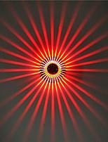 Недорогие -Новый дизайн / обожаемый LED / Современный современный Настенные светильники Игровая / кафе Металл настенный светильник общий 3 W