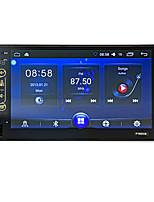 Недорогие -LITBest mp5-FY6506 7 дюймовый 2 Din Android Автомобильный MP5-плеер / Автомобильный GPS-навигатор Сенсорный экран / GPS / Встроенный Bluetooth для Универсальный Bluetooth Поддержка RM / RMVB / MP4