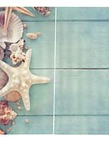Недорогие -nordic украшения дома 3d печать многоцелевой затенение занавес водонепроницаемый ванна занавес спальня гостиная звукоизоляция занавес