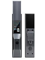 Недорогие -Factory OEM ES-V5 сплав цинка Интеллектуальный замок Умная домашняя безопасность система RFID / Отпирание отпечатка пальца / Разблокировка пароля Дом / офис Дверь безопасности (Режим разблокировки
