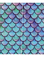 Недорогие -Горячая 3d печать высококачественные шторы утолщенные полный оттенок ткани занавес для гостиной водонепроницаемый против морщин чистый полиэстер занавески для душа