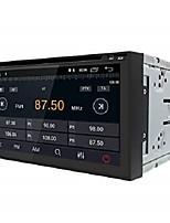 Недорогие -LITBest 7 дюймовый Android 8.1 Подголовник Сенсорный экран / GPS / Micro USB для Универсальный Bluetooth Поддержка MPEG / RM / H.264 WMA PNG / JPG