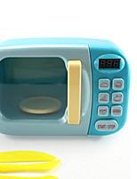 Недорогие -Ролевые игры Креатив Духовой шкаф Микроволновая печь обожаемый Милый ABS + PC Дети Все Игрушки Подарок 3 pcs