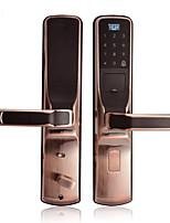Недорогие -Factory OEM K1 сплав цинка Интеллектуальный замок Умная домашняя безопасность система RFID / Отпирание отпечатка пальца / Разблокировка пароля Дом / офис / Вилла