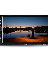Недорогие -Hevxm 7018plus 7-дюймовый 2-дюймовый автомобильный MP5-плеер с сенсорным экраном / встроенный Bluetooth / радио для универсальной поддержки Bluetooth RM / RMVB / MP4 MP3 / WAV JP / высокое качество