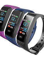 Недорогие -cm06 смарт-фитнес-браслет водонепроницаемый умный браслет артериального давления монитор сердечного ритма электронный браслет здоровья