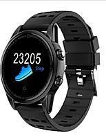 Недорогие -R13 умные часы oled цветной экран мужчины женщины мода smartwatch фитнес-трекер монитор сердечного ритма Bluetooth браслет