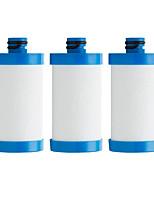 Недорогие -выход очистителя универсальный душ фильтр пп хлопок 3 фильтроэлементы бытовой кухонные смесители очистки дома аксессуары для ванной комнаты