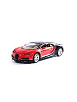 Недорогие -Игрушечные машинки Автомобиль Взаимодействие родителей и детей Алюминиево-магниевый сплав Детские Все Игрушки Подарок