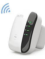Недорогие -Maikou Mini 2.4 г Портативный Wi-Fi расширитель сигнала Усилитель интернет-сигнала Усилитель 300 Мбит / с