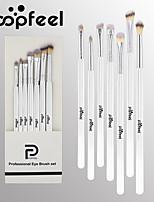 Недорогие -профессиональный Кисти для макияжа 7 шт Мягкость удобный Пластик за Косметическая кисточка Кисть для теней