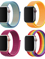 cheap -Compatible with for Apple Watch Band 38mm 40mm 42mm 44mm Soft Lightweight Breathable Sport Replacement Band for Watch Series 5 4 3 2 1 (38mm/40mm)