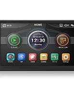 Недорогие -Челонг 2din автомобильный радиоприемник 7 '' carplay mp5 mirror link android 9.0 мультимедийный проигрыватель bluetooth usb камера заднего вида mp5 player double din auto