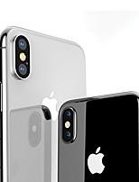 Недорогие -Кейс для Назначение Apple iPhone XS / iPhone XR / iPhone XS Max Прозрачный Кейс на заднюю панель Прозрачный Мягкий ТПУ