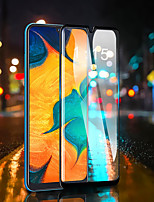 Недорогие -Защитная пленка для экрана Samsung Galaxy M10 / Galaxy M20 / Galaxy M30 Полностью закаленное стекло Защитная пленка для передней панели 1 шт. Высокое разрешение (HD) / Твердость 9 ч / Взрывозащищенный