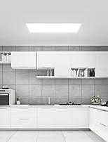 Недорогие -Xiaomi Yeelight ультра тонкий светодиодный свет панели IP50 пылезащитный 220-240 В анти-пожелтение анти-пожелтение потолочный светильник для спальни - 30x30 теплый свет