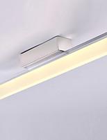 Недорогие -светодиодный зеркальный свет новый дизайн современный современный / нордический стиль настенные светильники&усилитель; бра бра / ванная комната металлический настенный светильник