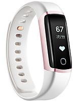 Недорогие -Lifesense ZIVA Мужчина женщина Умный браслет Android iOS Bluetooth Сенсорный экран Педометр Напоминание о звонке будильник