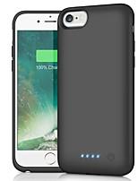 Недорогие -6000 mAh Назначение Внешняя батарея Power Bank 5 V Назначение 2 A Назначение Зарядное устройство Кейс со встроенной батареей для iPhone LED