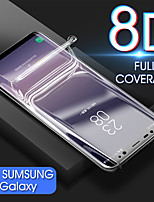 cheap -luxury 8d full cover hydrogel screen protective film for samsung galaxy note 8 9 s8 s9 plus s7 s6 edge plus not tempered glass