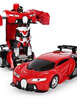 Недорогие -Машинка на радиоуправлении 889-18 2-Kанальн. Инфракрасный Автомобиль 1:18 Бесколлекторный электромотор 7.2 km/h Дети / подростки / Беспроводной
