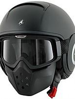 Недорогие -Акула анфас для взрослых унисекс мотоциклетный шлем термоизоляционный / антифрикционный / ударопрочный