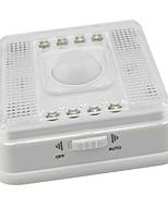 Недорогие -1шт Ночные светильники Белый Аккумуляторы AA Творчество 5 V