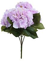 Недорогие -Искусственные Цветы 6 Филиал Классический Modern Вечные цветы Букеты на стол