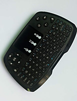 Недорогие -A3 04 Air Mouse / Клавиатура / Дистанционное управление Мини Беспроводной 2,4 ГГц / 2,4 ГГц беспроводной Air Mouse / Клавиатура / Дистанционное управление Назначение Linux / iOS / Android