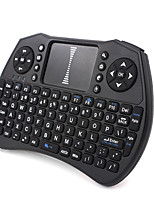 Недорогие -A8 02 Air Mouse / Клавиатура / Дистанционное управление Мини Беспроводной 2,4 ГГц беспроводной Air Mouse / Клавиатура / Дистанционное управление Назначение Linux / iOS / Android