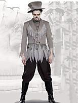 Недорогие -Вдохновлен Rosario and Vampire Vampire Dracula Аниме Косплэй костюмы Японский Косплей Костюмы Пальто / Блузка / Брюки Назначение Муж.