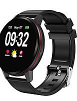 Недорогие -S01 Smart Watch Bluetooth Поддержка фитнес-трекер уведомить / пульсометр спортивные SmartWatch совместимы с телефонами Iphone / Samsung / Android