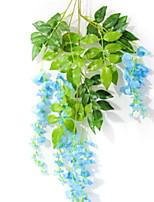 Недорогие -Искусственные Цветы 2 Филиал Классический Modern Вечные цветы Корзина Цветы